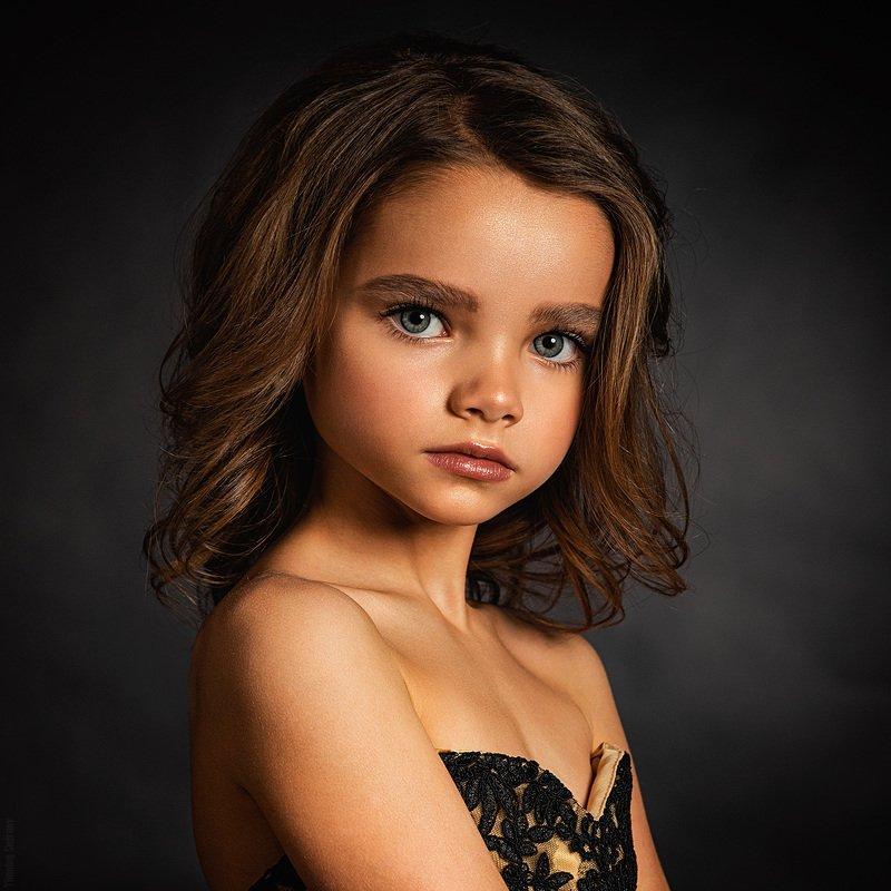 девушка, портрет, милая, cute, girl, portrait Violettaphoto preview