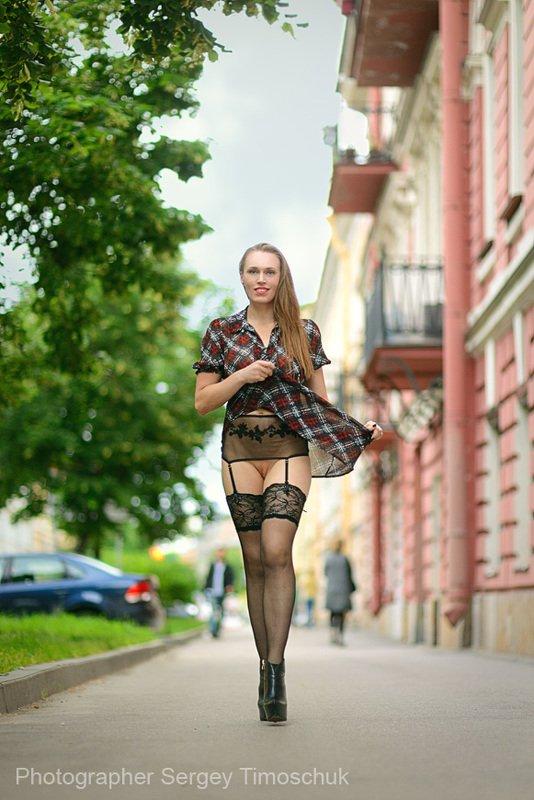 девушка спб Прогулка)photo preview