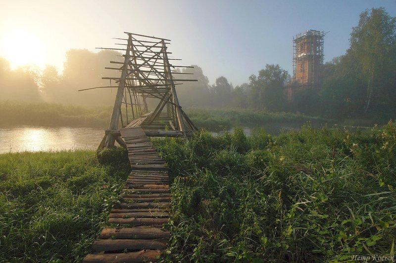 Деревянный мостphoto preview