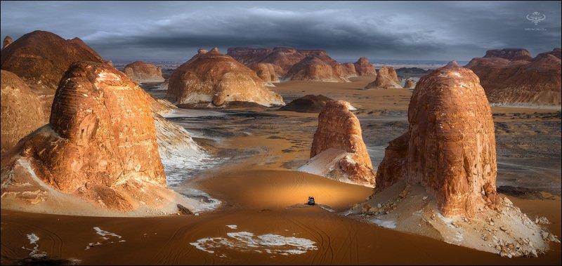 Египет, Белая пустыня,  экспедиция, фототур Путешествие на другую планету...photo preview