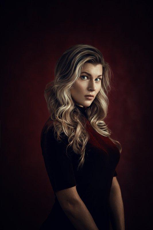 портрет Виталинаphoto preview