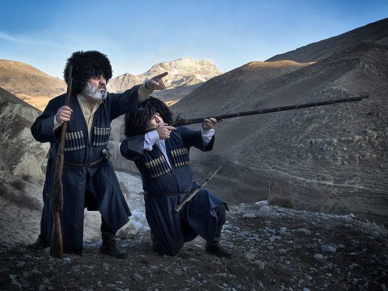 В горах Дагестанаphoto preview
