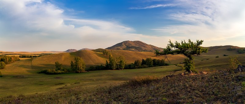 утро, рассвет, восход, туман, лучи Мой Уралphoto preview