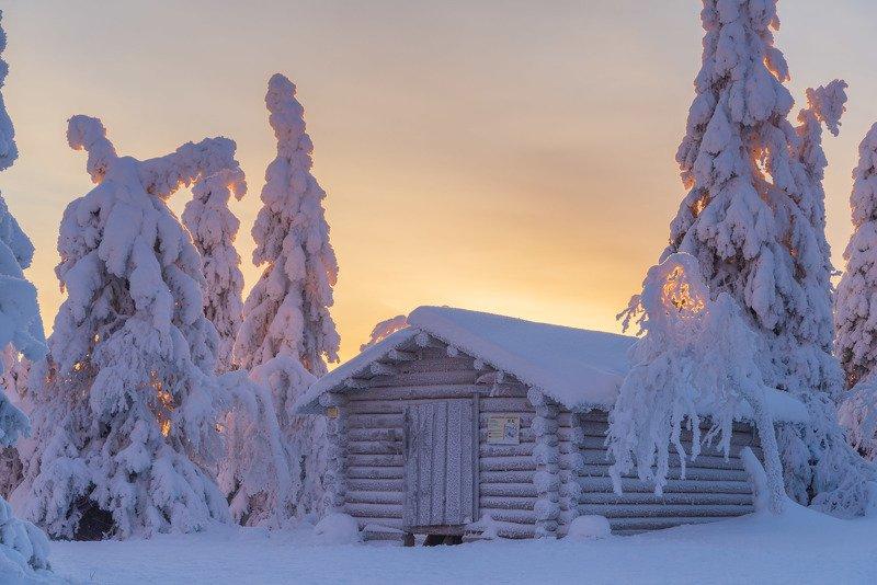 финляндия, лапландия photo preview