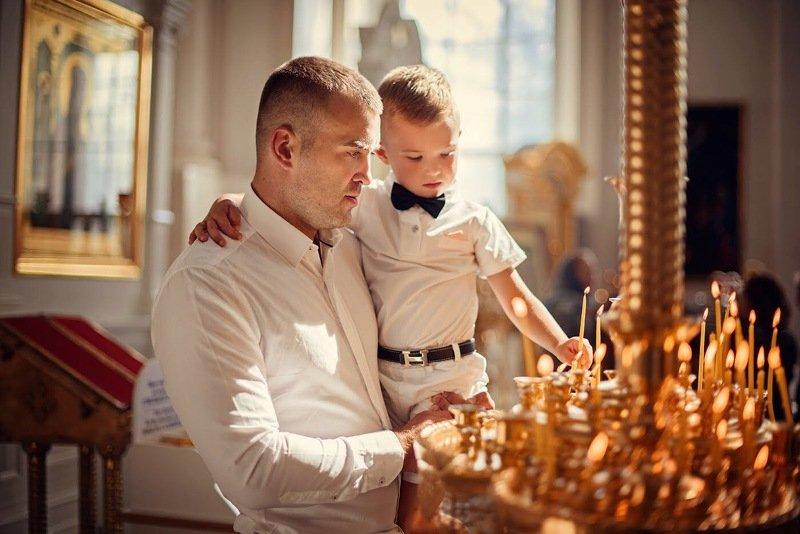 Крещение в Смольном собореphoto preview