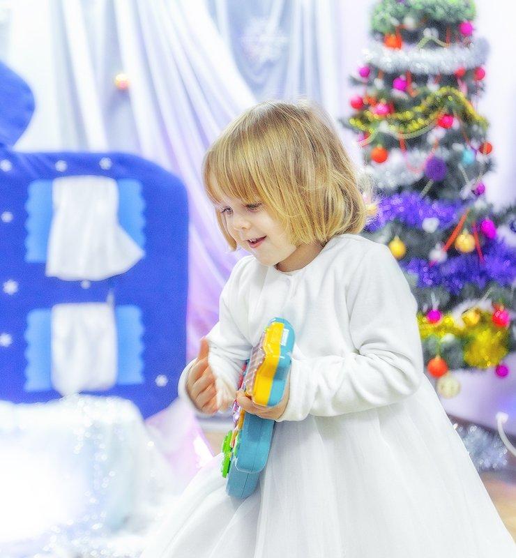 новый год, ульяна Новогодний блюз.photo preview
