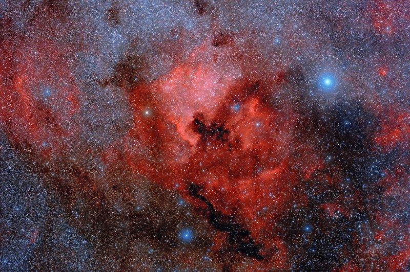 космос. туманность, галактика. млечный путь, астрономия, СИЯНИЕ СВАРГИphoto preview