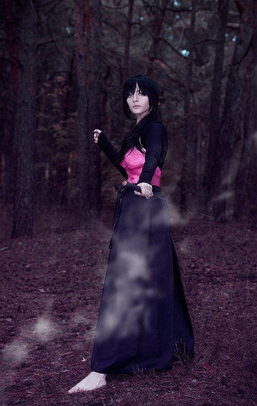 Samurai-girlphoto preview
