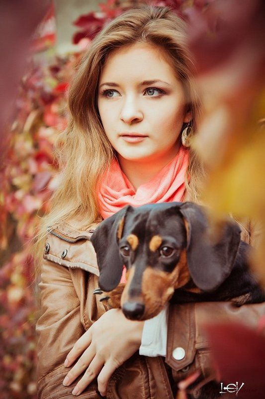 Аня и Боняphoto preview