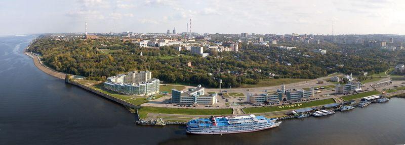 чебоксарский, залив ПРОлетая Чебоксарыphoto preview