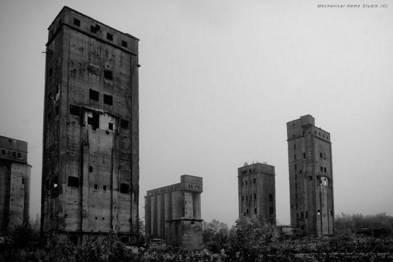 urban, desolation ...photo preview