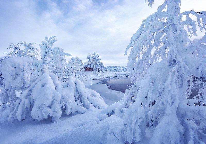 снег, кольский полуостров Когда снега было многоphoto preview