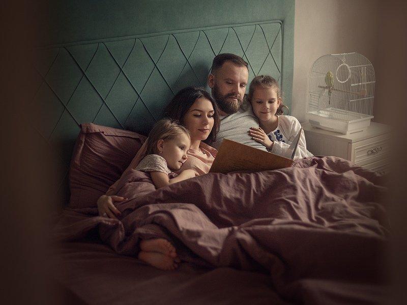 Автопортрет нашей семьиphoto preview