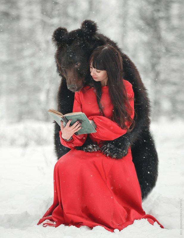 Маша и медведьphoto preview