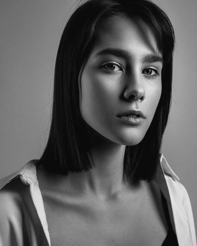 portrait, studio, portrait, photographer, woman, blackandwhite, bnw Juliaphoto preview
