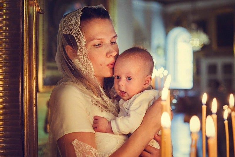 Крещение в Спасо-Преображенском соборе photo preview