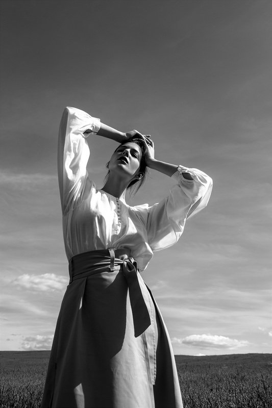 fashion, portrait, woman, photographer, blackandwhite, bnw Anastasiaphoto preview