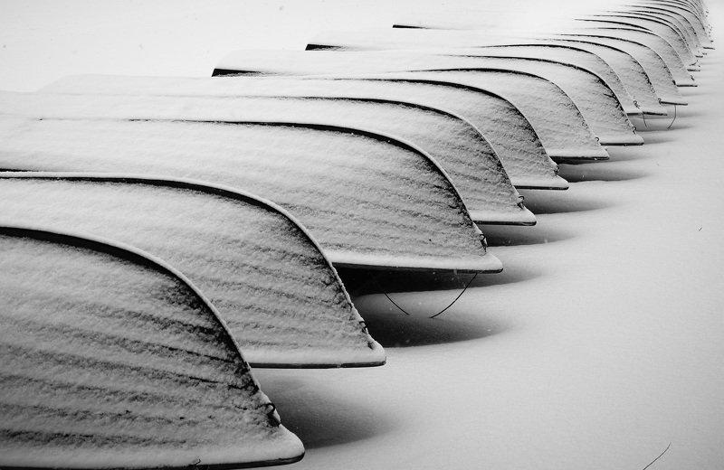 зима лодки ч.  Мертвый сезон.photo preview