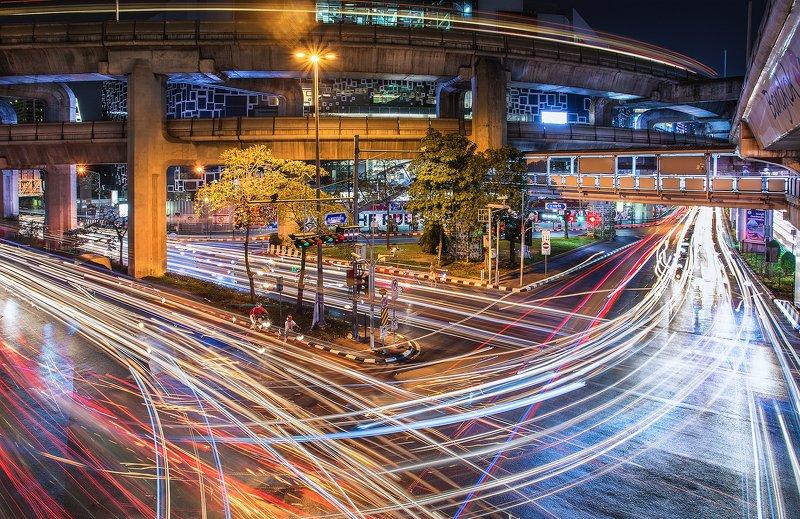Cyberpunk Bangkokphoto preview