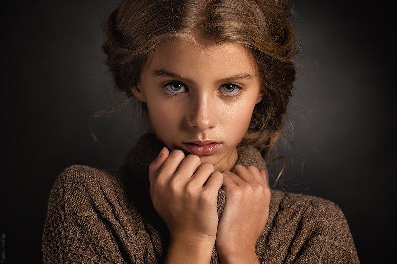 портрет, милая, девушка, ребенок, детская_фотография Kristinaphoto preview