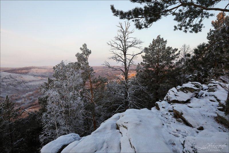 забайкальский край Яблоновый хребет (2)photo preview