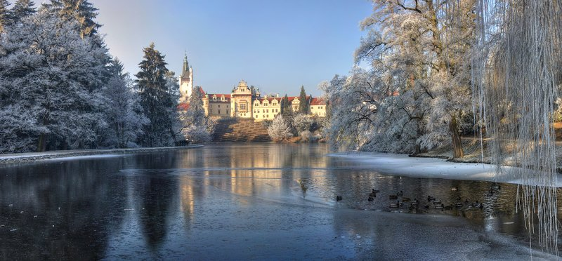 Чешская зима.photo preview