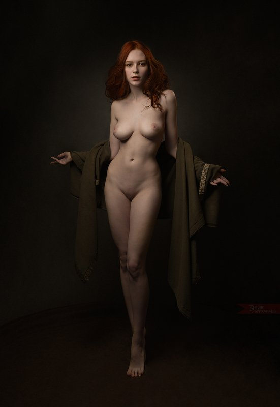 nu, nude, ню Откровениеphoto preview