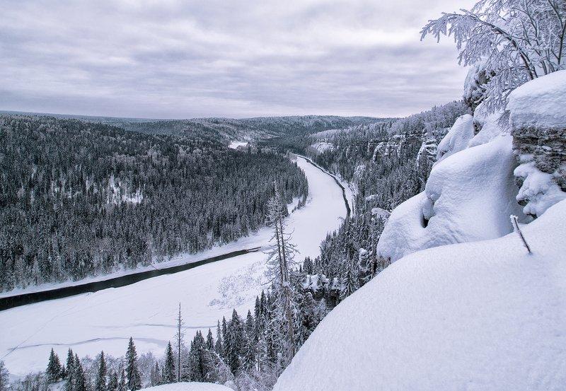 зима,усьва,пермь  Царство снежной Королевыphoto preview