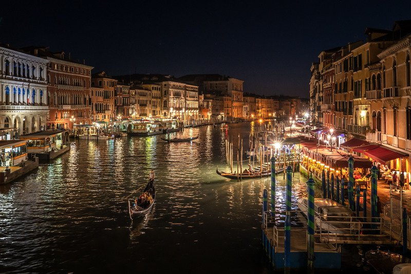 ночь в Венецииphoto preview