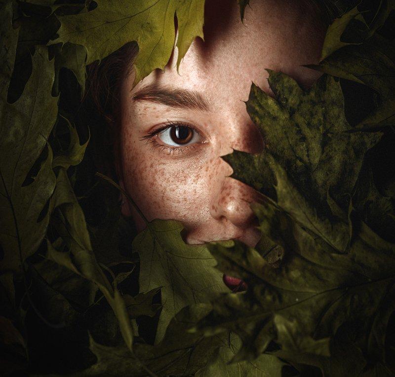 #взгляд #sight #портрет #redhead #portrait #portraitphotography #рыжая #рыжик #веснушки Эллаphoto preview