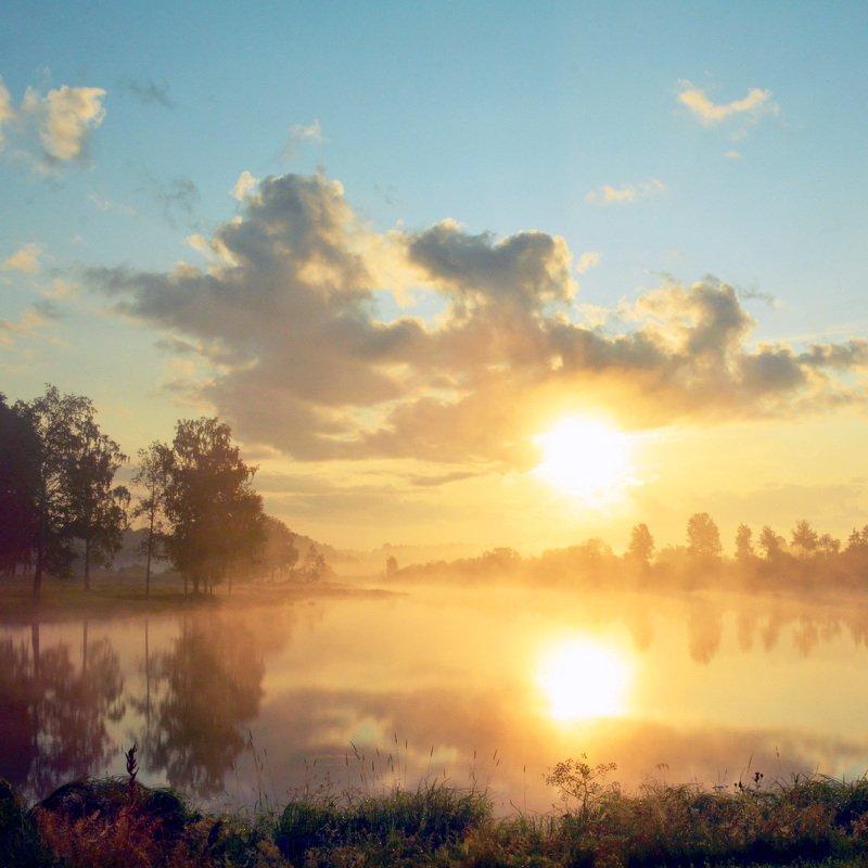 Земля восход солнца встречает.photo preview