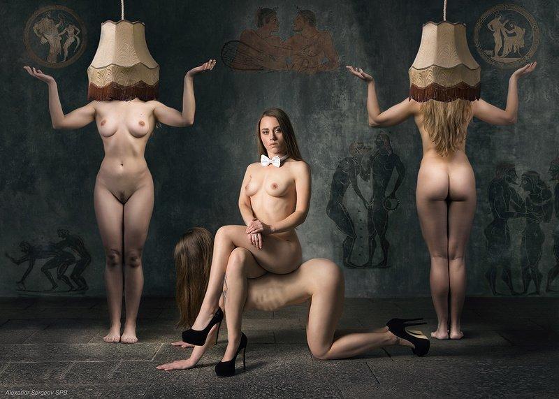 арт,фото-арт,ню-арт,концептуальное Безальтернативностьphoto preview