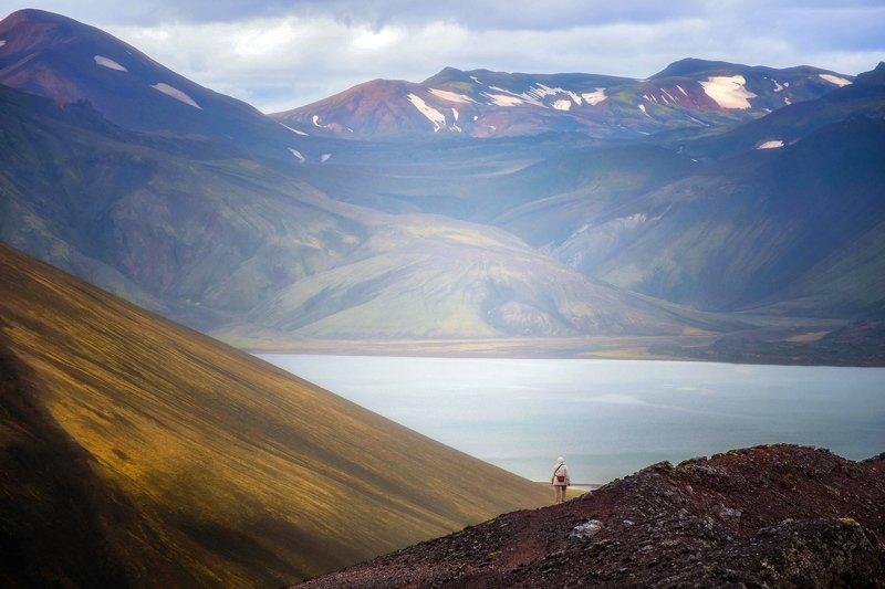 исландия,iceland дорогой цветных сновphoto preview