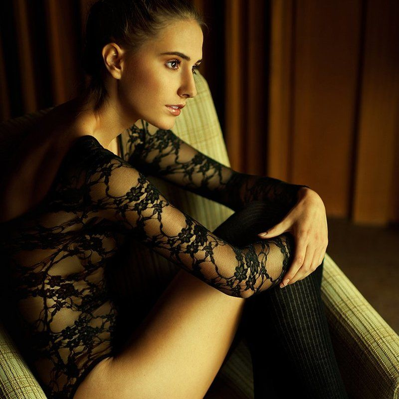 portrait, woman, interior, daylight ...photo preview