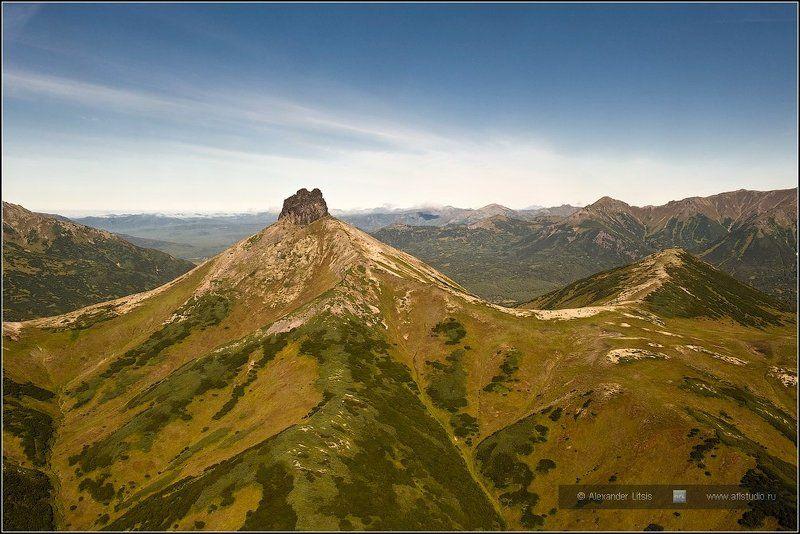 горы,скалы,кекуры,останцы,камчатка Медвед-башка...:)photo preview