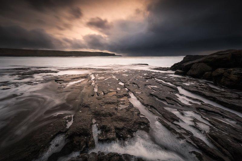 Ireland, longexposure, Galway, Cliffs of Moher, Sunrise, Sunset, Storm,  Doolinphoto preview