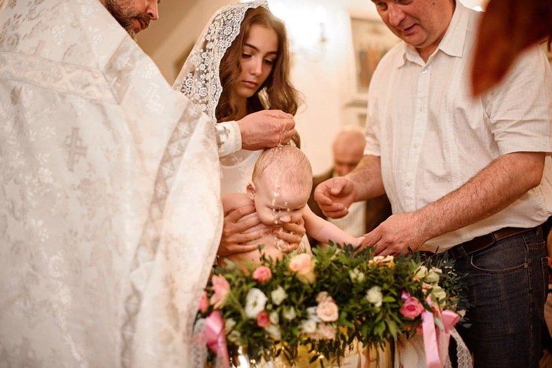 Крещение Марииphoto preview