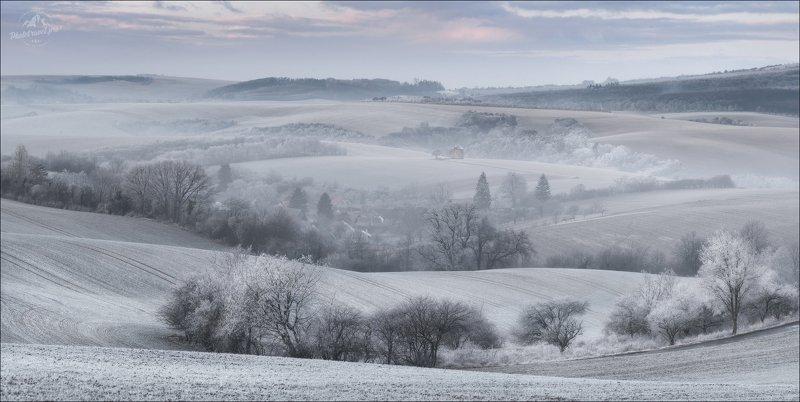 Чехия, Южная Моравия, зима, South Moravia, Czech, winter СОСТОЯНИЕ ТИШИНЫ ..photo preview