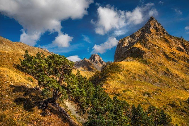 горы походы пейзаж озёра Путь на Пятиозёрьеphoto preview