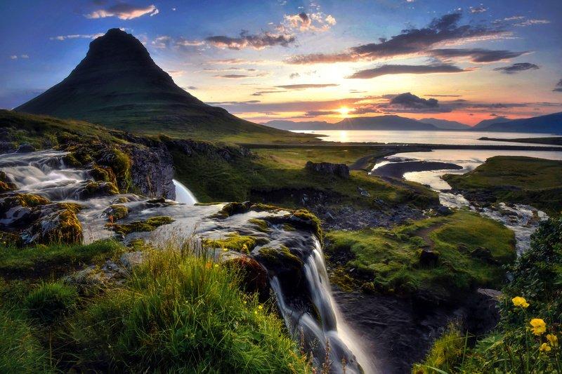 исландия,iceland В чудесной , сказочной стране.photo preview