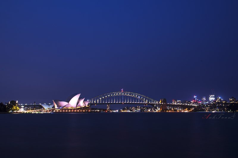 #sellingphoto. Sydney Night.photo preview