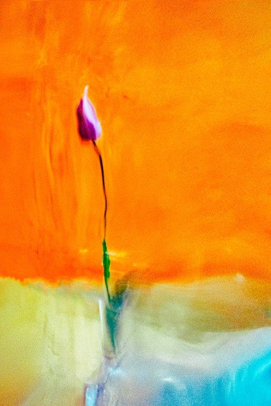 Мой мольберт - краски мыслей из прожитых дней...photo preview