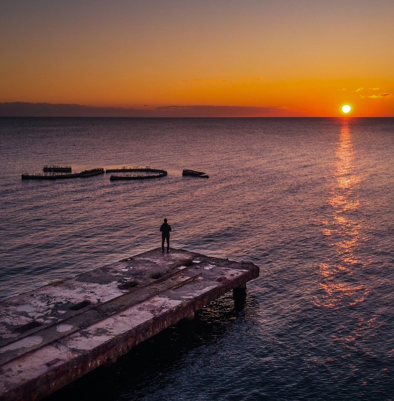 Зимнее Крымское мореphoto preview
