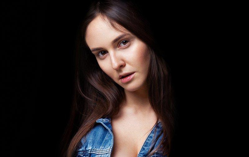 поррет, девушка, модель Викаphoto preview