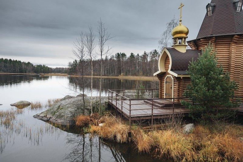 Церковь на Вуоксеphoto preview