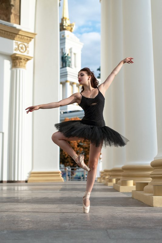 балет, грация, вднх Балеринаphoto preview