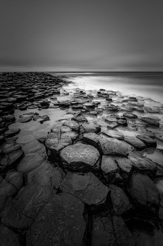 Giant\'s Causeway, Northern Ireland, Ireland, longexposure Giant\'s Causewayphoto preview