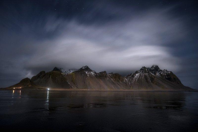 исландия Скалы Стокнесс...photo preview