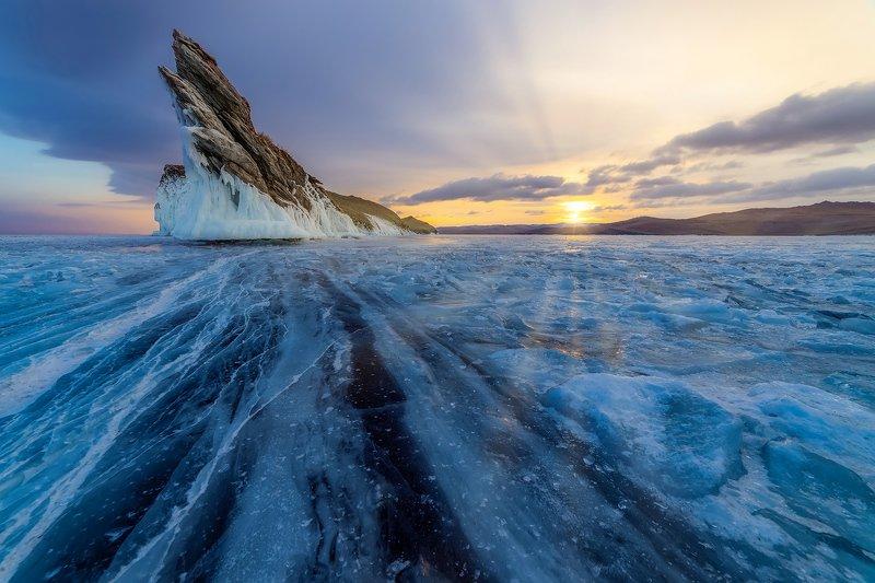 Байкал, остров Огой