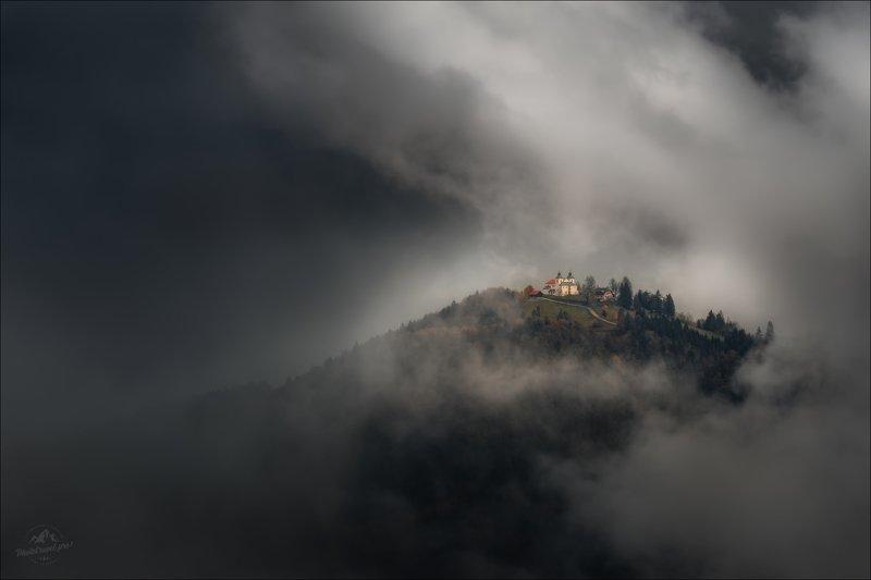 Словения, осень, Ямник, Slovenia, autumn, Jamnik М Г Л А photo preview